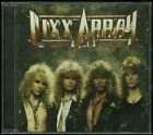 Lixx Array Reality Playground CD new Indie Hair Metal reissue