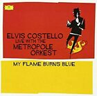 CD Elvis Costello My Flame Burns Blue USED