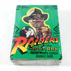 1981 Topps Raiders of the Lost Ark Box (36 Packs) BBCE Wrapped