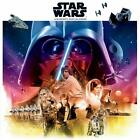 Star Wars Trilogies 16 Month 2020 Character Photo Images Wall Calendar SEALED