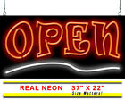 Homestyle Open Neon Sign Jantec 2 Sizes Restaurant Diner Cafe Bar Club Pub