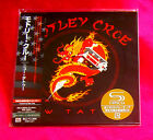 Motley Crue New Tattoo SHM MINI LP CD JAPAN UICY-93500