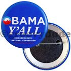 Official President Barack Obama Y'All Biden 2012 Convention Pin Pinback Button