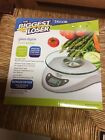NEW THE BIGGEST LOSER TAYLOR FOOD SCALE Model 3831BL New in Box