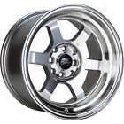 4 16x8 Machined Wheel MST Time Attack 5x45 20