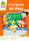 Cursive Alphabet Letters Writing Workbook Handwriting Worksheets Grades 3 4