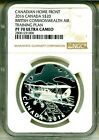 2016 Canada S$20 Canadian Home Front Commonwealth Training Plan  NGC PF70 UC OGP