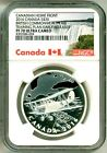 2016 Canada S$20 Canadian Home Front Commonwealth Training Plan ER NGC PF70 UC