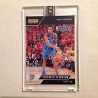 TERRANCE FERGUSON #101 RC Thunder 1 1 Made 2017 18 Panini Instant Black Playoffs