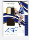2019 Panini Immaculate Collection Baseball Cards 16
