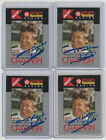 MARIO ANDRETTI Signed 1994 Texaco/Havoline Racing Card Autograph ON CARD AUTO