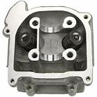 Cylinder Head With Valve For 4 Stroke GY6 49cc 50cc Scooter Moped 139QMA 139QMB