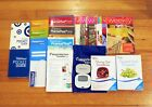 Weight Watchers Points Plus 2012 Lot Weekly Guides Food Companion
