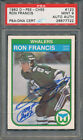 Ron Francis Cards, Rookie Card and Autographed Memorabilia Guide 38