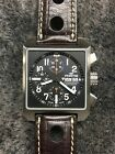 Fortis chronograph automatic Valjoux 7750 watch