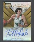 2015-16 Totally Certified Competitors Gold Kevin McHale HOF AUTO 4 10 Celtics