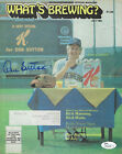 Don Sutton Baseball Cards and Autographed Memorabilia Guide 39