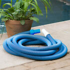 Pool Vacuum Hose 10 Feet Long Swivel Cuff 15 Inch PSL 40 9210