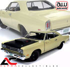 AUTOWORLD AMM1180 118 1969 5 PLYMOUTH ROAD RUNNER COUPE YELLOW