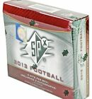 2013 Upper Deck SPX Football Hobby Box From Sealed Case 4 Hits 3 Autographs AU !