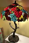 Beautiful Stained Glass Lamp Fall Colors