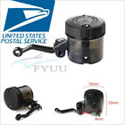US Stock ABS Motorcycle ATVs Modification Kit Front Brake Clutch Fluid Reservoir