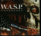 W.A.S.P. Dominator hologram cover CD new Demolition DEMCDD 160