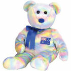 TY Beanie Buddy - AUSSIEBEAR the Bear (Asian-Pacific Exclusive) (13.5 in) MWMTs