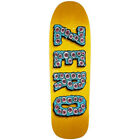 Zero Skateboard Deck Evil Eyes Shaped 95