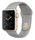 Apple Watch Series 1 38mm Gold Aluminum Case Missing Band