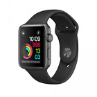 Series 1 42mm Space Gray Aluminum Missing Band