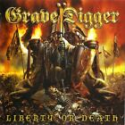 GRAVE DIGGER 'Liberty Or Death' 2006 CD, jewel-case edition - STILL SEALED