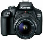 Canon EOS 4000D DSLR 18MP 2.7 Inch Screen Camera Body with 18 - 55mm Lens