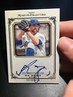 R.A. Dickey Topps Museum Collection Autograph. Cy Young Winner. 15 50.