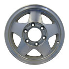 Reconditioned OEM 15X6 Alloy Wheel Medium Silver Sparkle 560 62358