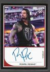 2016 Topps WWE Road to WrestleMania Trading Cards - Checklist Added 10