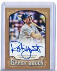 See All of the 2014 Topps Gypsy Queen Baseball Autographs 72