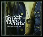 Great White Absolute Hits CD new Capitol 509990 97851 20