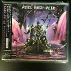 Axel Rudi Pell ‎– Oceans Of Time [Japanese edition with obi] Import
