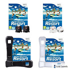 Wii - Sports Resort | Choose Your Game | Motion Adapters | VGC
