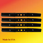 4 BLADES for MTD 942 0616 742 04308 742 0656 942 04308 112 0315 14058 USA