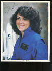 Space Shuttle JUDITH RESNIK ASTRONAUT SIGNED OFFICIAL NASA 8 x 10 IN PHOTO JUDY