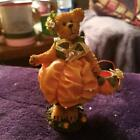 Boyds Bears Marigold October Flower of the Month 1st Ed. New Retired