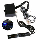 Universal APEXI Auto Turbo Timer For Black Pen Control JDM Blue Led Digital s