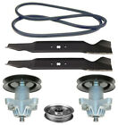 Murray M12538 38 Lawn Mower Deck Parts Kit Spindles Blades Belt FREE Shipping