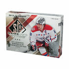 2015-16 Upper Deck SP Game Used Hockey Hobby Box