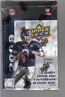 2009 Upper Deck Football 16 pack Hobby Box 20 cards pack 1 auto 3 jersey per box