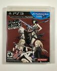 No More Heroes Heroes Paradise PS3 Sony PlayStation 3 Complete Fast Ship