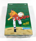 1992 Donruss Baseball The Rookies Box Sealed (36 Packs)