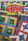 Quilts for Baby Easy as ABC by Ursula Reikes Quilt Pattern Book